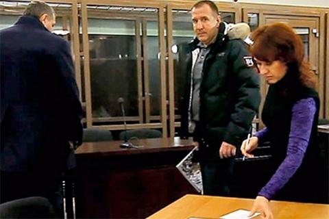 Радик Юсупов в суде