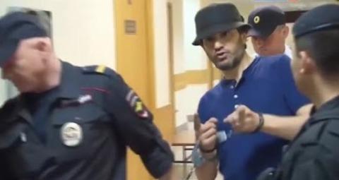 Арест Казбека Билалова