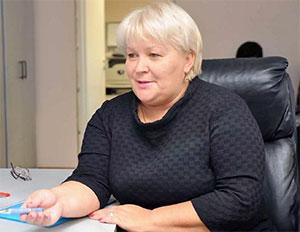 Людмила Магомедова