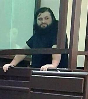 Миндия Горадзе в суде, 2016 год, Тбилиси
