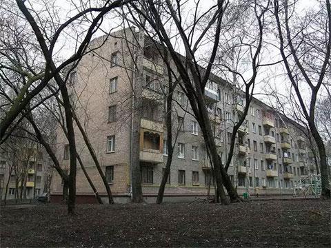 Когда-то здесь была самая известная тюрьма в России