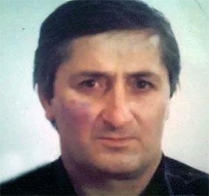 Вор в законе Вахтанг Эхвая  - Вахо Очамчирский