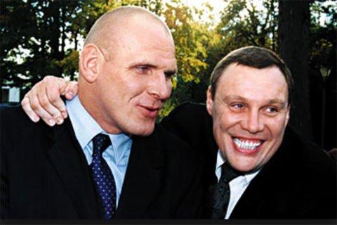 Александр Карелин и Борис Иванюженков