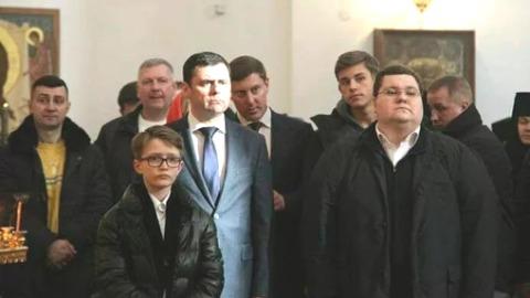 Слева: Дмитрий Миронов и Игорь Чайка