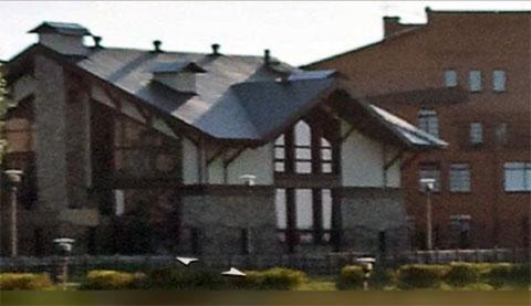 Административная постройка на территории представительства ЯНАО в Тюмени