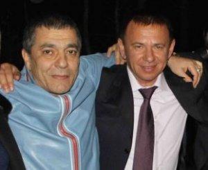 Слева воры в законе: Камо Сафарян (Камо Горьковский), 3) Анатолий Якунин (Сенька Самарский)