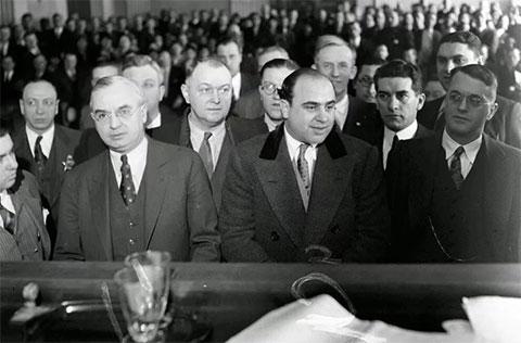Суд над Аль Капоне