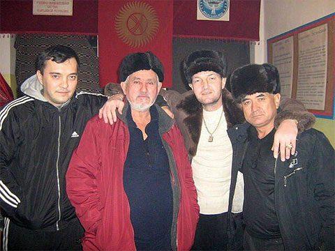 Азиз, Рустик и Двацатка, Киргизия