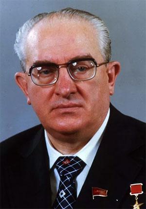 Юрий Андропов
