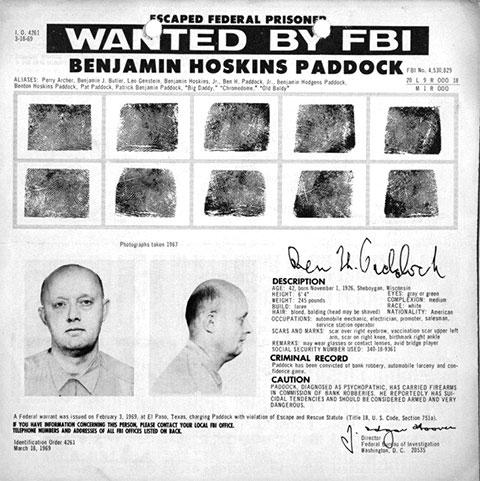 Бенджамин Хоскинс Пэддок - Хромированная Башка