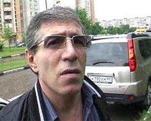 Вор в законе Вардан Асатрян (Бдже) - задержание в 2011 году