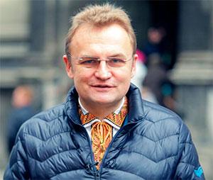 Хозяин Львова Андрей Садовый