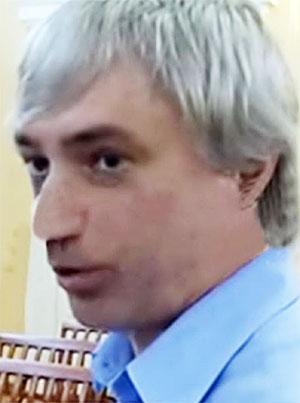 Алексей Свищев