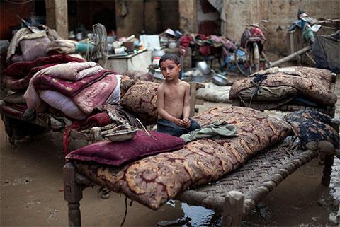Бедные Пакистанские дети были жертвами маньяка Икбала