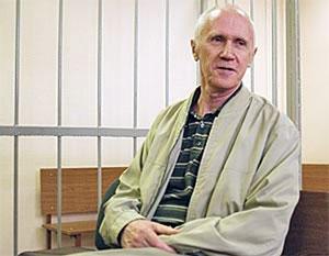 Евгений Адамов в суде