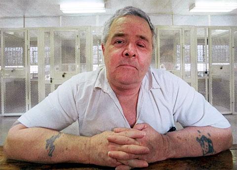 Генри Ли Лукас в тюрьме