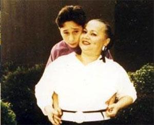 Гризельда Бланко с сыном