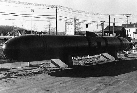 "Торпеда, подразделения ""Кайтен"", в таких умирали японские камикадзе на торпедах"