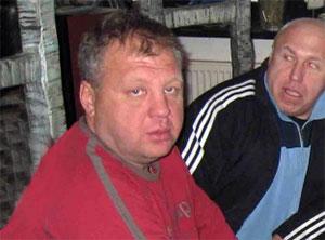 Вор в законе Алексей Забавин - Забава