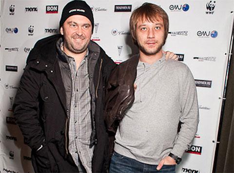 Слева: депутат Госдумы Денис Давитиашвили