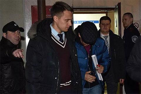 Геннадий Лопырев доставлен в суд