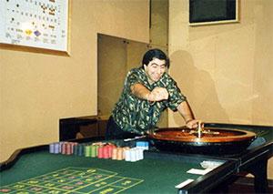 Первое казино в Метелице