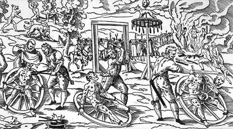 Пытки и казнь стрельцов