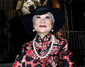 Мадам Вонг