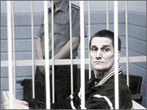 Виктор Тихонов на суде