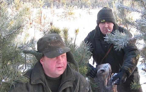 Воры в законе: Алексей Забавин (Забава) и Георгий Сорокин (Жора Ташкентский)