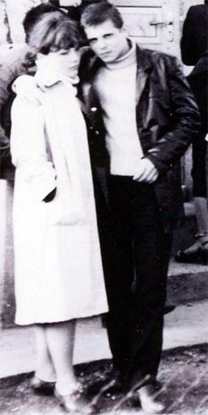 Артур и Тоня