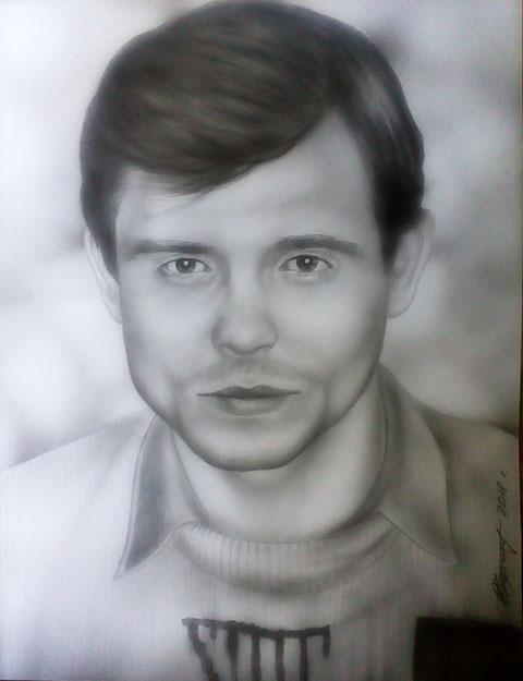 Портрет Артура Ерошевского