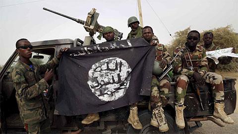 """Террористы """"Боко харам"""""""