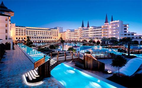 ОтельMardan Palace