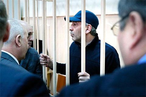Абдусамад Гамидов в суде