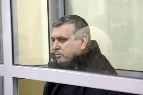 Дмитрий Лобанов в суде