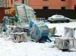Какая фирма оборудовала детский центр в «Зимней вишне»