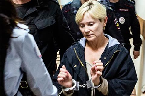 Елена Решетова