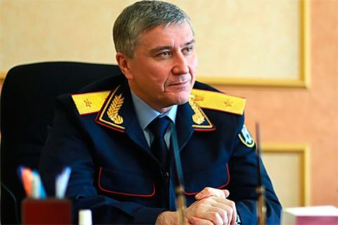 Глава СУ СК РФ по Алтайскому краю Евгений Долголев