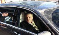 Тельман Исмаилов был задержан в Подгорице