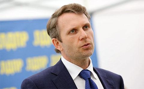 Максим Левченко