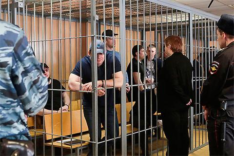 ОПГ Калашова в суде