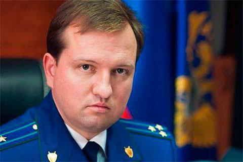 Прокурор Севастополя Игорь Шевченко