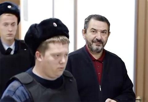 Справа: Рафик Исмаилов