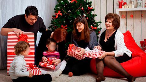 Штенгеловы заказали фотосессию, чтобы запечатлеть семейную идиллию