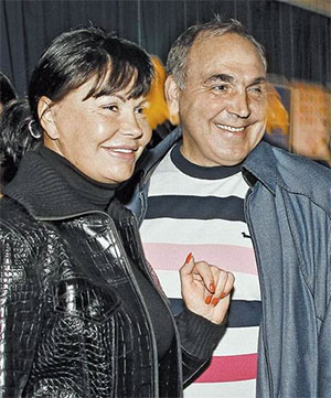 Александр Ремезов и Тамара Хорошилова