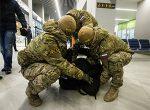 Задержание террориста в Калининграде