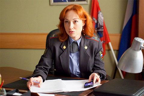 Виктория Тарасова, роль - Ирина Зимина