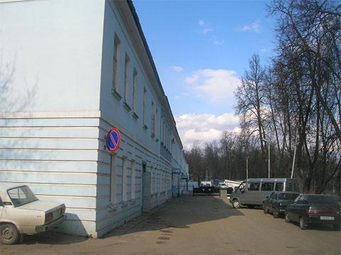 Владимирский централ: вид сбоку