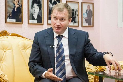 Вице-губернатор Тюменской области Вячеслав Вахрин